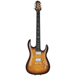 B.C. Rich Assassin QX6 Electric Guitar - Tobacco Sunburst