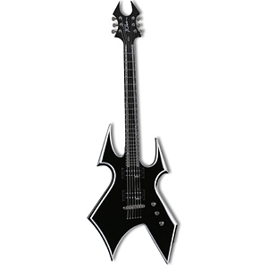 B.C. Rich Warbeast Trace Electric Guitar - Onyx