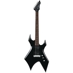 B.C. Rich Warlock Electric Guitar - Black