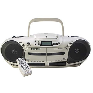 Califone 2455AV-02 Performer Plus Boombox