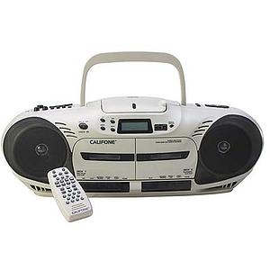 Califone 2455AV-02 Performer Plus Boombox