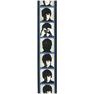Planet Waves Beatles Collection Guitar Strap, Hard Days Night