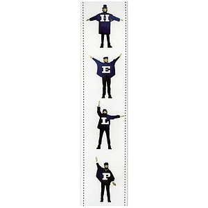 Planet Waves Beatles Collection Guitar Strap, Help