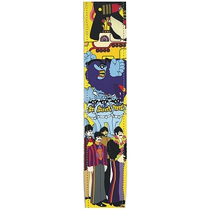 Planet Waves Beatles Collection Guitar Strap, Yellow Submarine