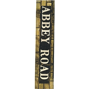 Planet Waves Beatles Collection Guitar Strap, Abbey Road