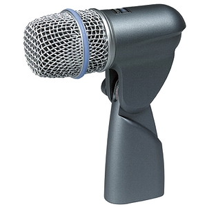Shure Beta 56 Supercardioid Dynamic Instrument Microphone