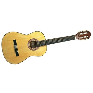 "Excel 36"" Nylon String Acoustic Guitar, Natural"