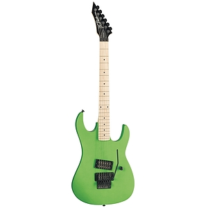 B.C. Rich Gunslinger Electric Guitar, Neon Green