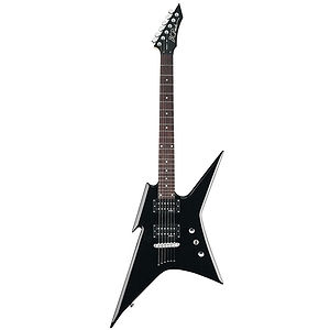 B.C. Rich Ironbird Electric Guitar, Onyx