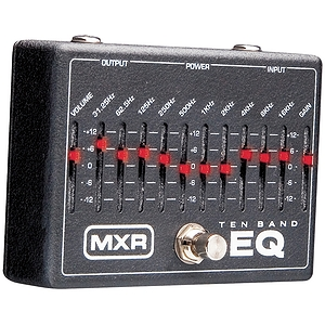 Dunlop MXR 10 Band Graphic EQ