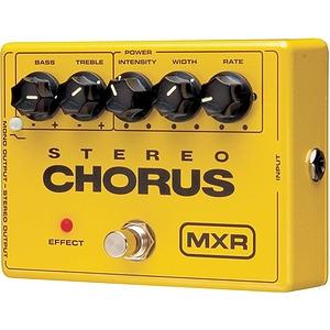 Dunlop MXR Stereo Chorus Effect Pedal