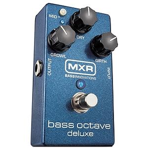 Dunlop MXR Bass Octave Deluxe Effects Pedal
