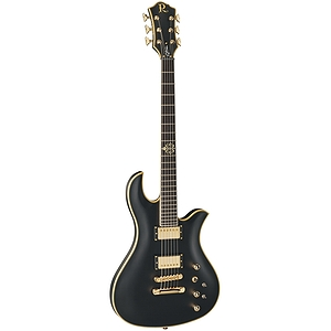 B.C. Rich C.J. Pierce Signature Pro X Eagle Electric Guitar, Shadow