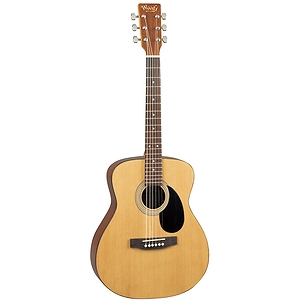 Woods 3/4 Size Steel-string Acoustic Guitar