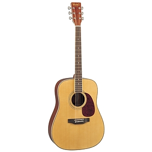 Woods Deluxe Solid Top Dreadnought Guitar
