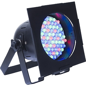 American DJ 38 LED PRO Par 38 LED Par Can - Black