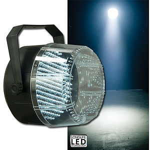 American DJ FLASH SHOT DMX White LED Strobe