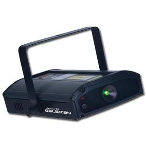 American DJ Galaxian 4-Channel DMX Laser