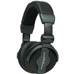American Audio HP550 High Performance DJ Headphones
