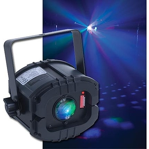 American DJ LED TRISPOT LED Color-changing Pin Spot