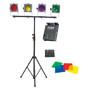 American DJ LS-60/A Portable Lighting Package