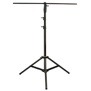 American DJ LTS-10B 10' Heavy Lighting Stand - Black