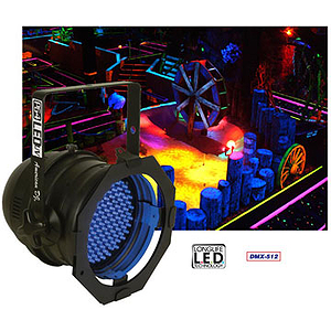 American DJ P64 LED UV - LED Par Can (Ultra Violet)