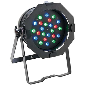 American DJ PRO64B LED RC LED Par64 Par Can with wireless remote