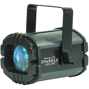 American DJ SPARKLE LED 3W - LED Moonflower Effect (3W)