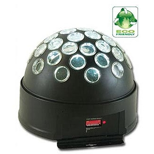 American DJ STARBALL LED DMX - White LED Dome Effect