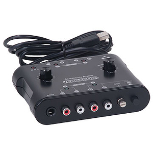 American Audio VERSA PORT 4X4 Soundcard With Mic/Headphone Inputs