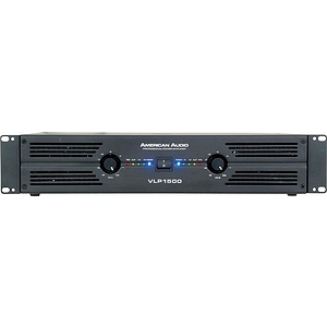 American Audio VLP1500 Pro DJ Power Amp (1500W Max)