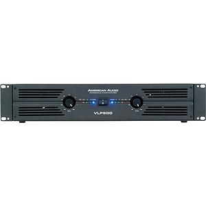 American Audio VLP600 Pro DJ Power Amp (600W Max)