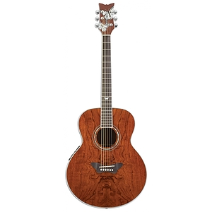 Daisy Rock Butterfly Jumbo Acoustic-Electric Guitar - Bubinga Butterfly