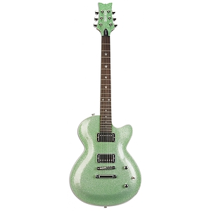 Daisy Rock - Rock Candy Classic Electric Guitar - Atomic Green