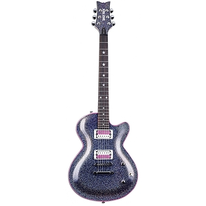 Daisy Rock - Rock Candy Guitar - Rainbow Sparkle