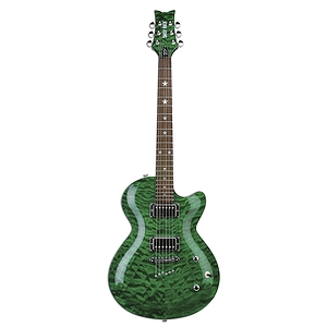 Daisy Rock - Rock Candy Special Electric Guitar - Emerald Velvet