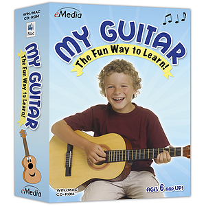 eMedia My Acoustic Guitar Guitar Instruction Software
