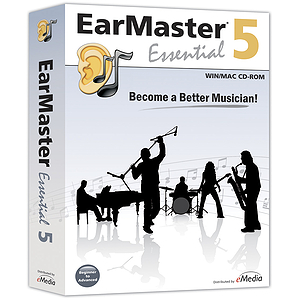 EarMaster APS EarMaster 5 Essential Ear Training Software