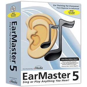 EarMaster APS EarMaster Pro 5 Ear Training Software