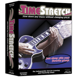 IPE Time Stretch Guitar Instruction Software