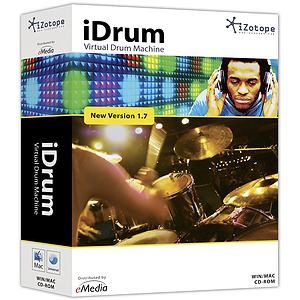 iZotope iDrum Virtual Instruments Software