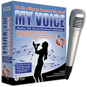 IPE My Voice Karaoke Software