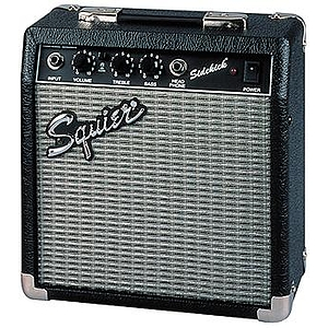 Squier® Sidekick 10-watt Guitar Amp