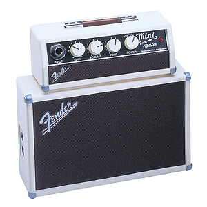 Fender® Mini Tone Master Mini Amplifier