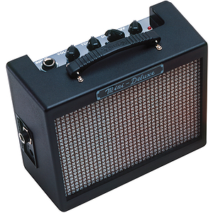 Fender® MD-20 Mini Deluxe Mini Amplifier