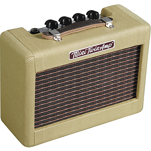 Fender® Mini '57 Twin-Amp Mini-amplifier