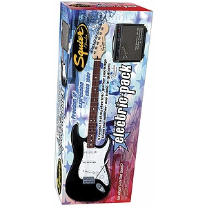 Squier® SE-100 Electric Guitar Starter Pack