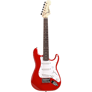 Squier® Mini Electric Guitar - Red