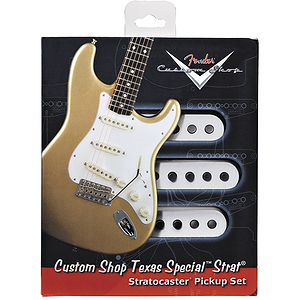 Fender® Custom Shop Texas Special Strat Pickups - Set of 3